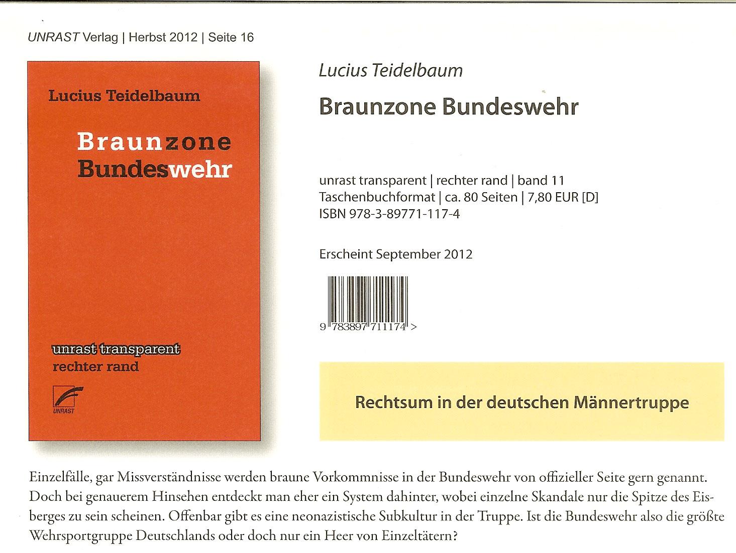 Braunzone Bundeswehr