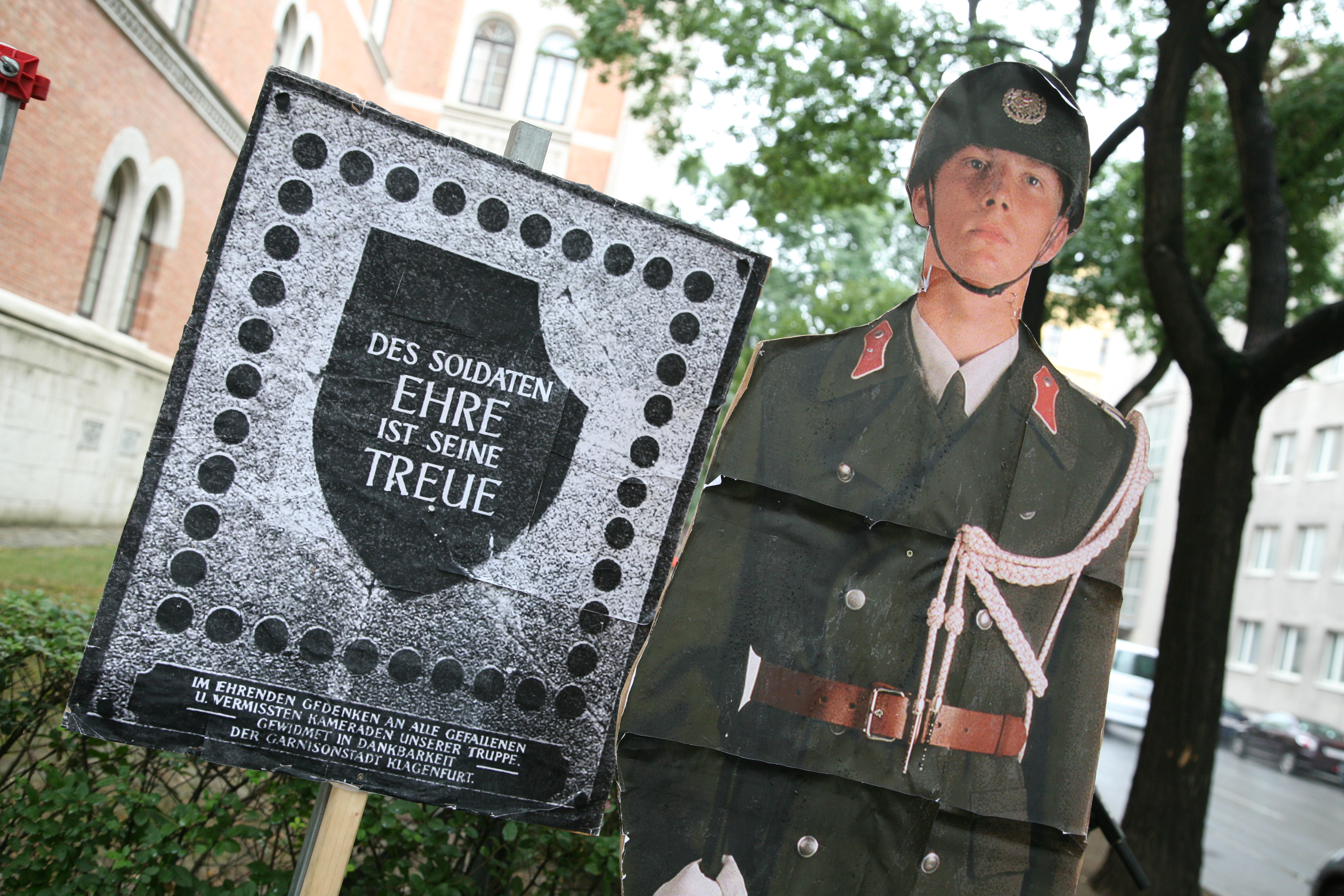 Bundesheerund Wehrmachtsveteranen