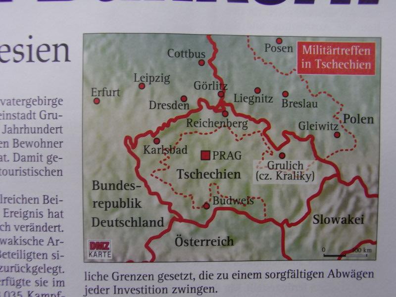 DMZ-Karte