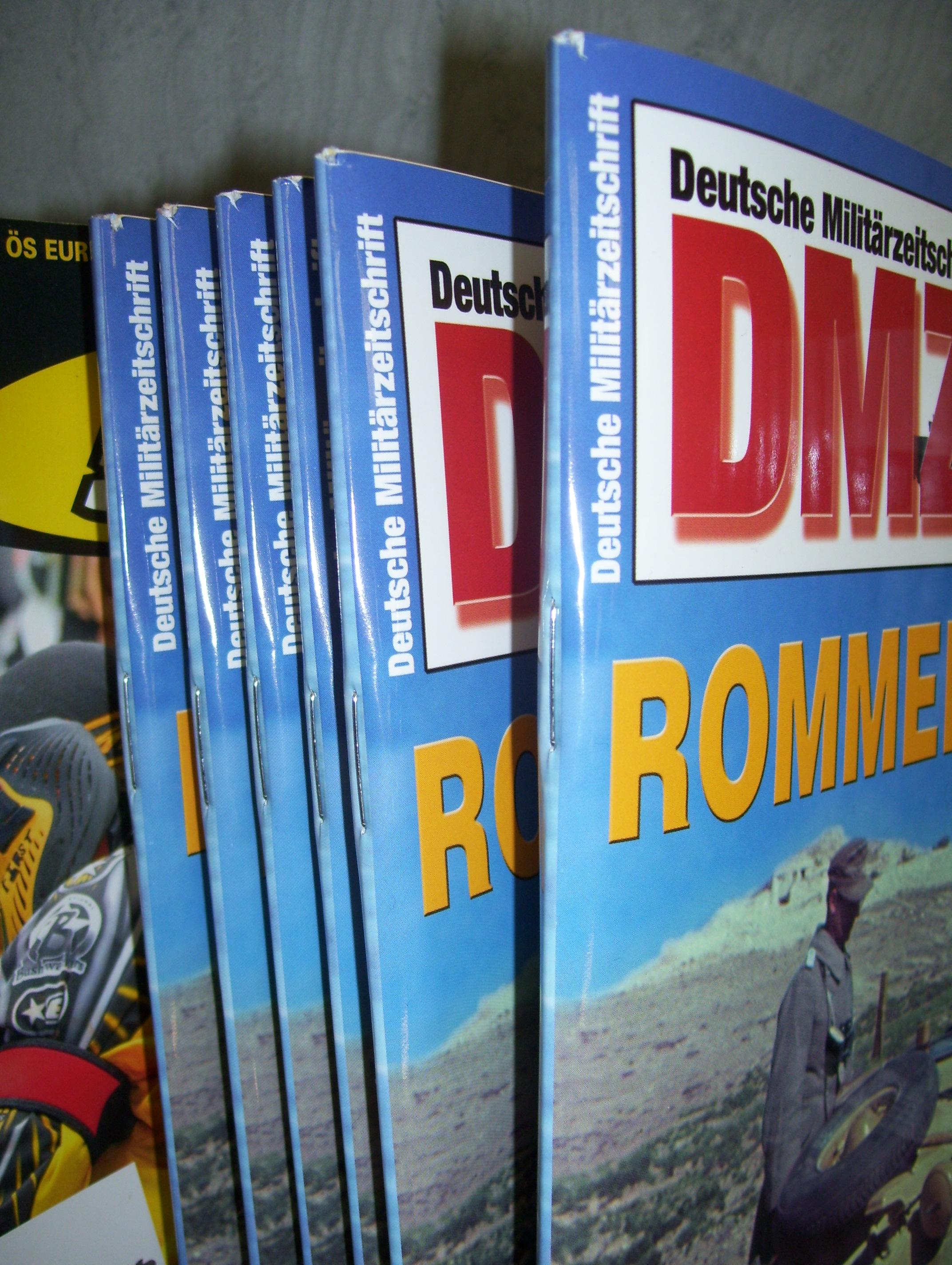 DMZ-Sonderausgabe zu Rommel