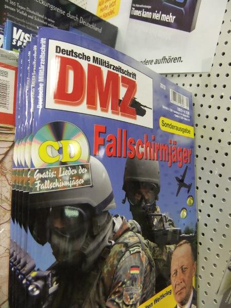 DMZ-Sonderheft Fallschirmjäger