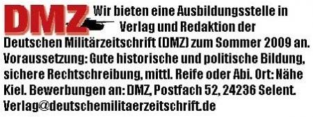 DMZ-Azubi-Anzeige