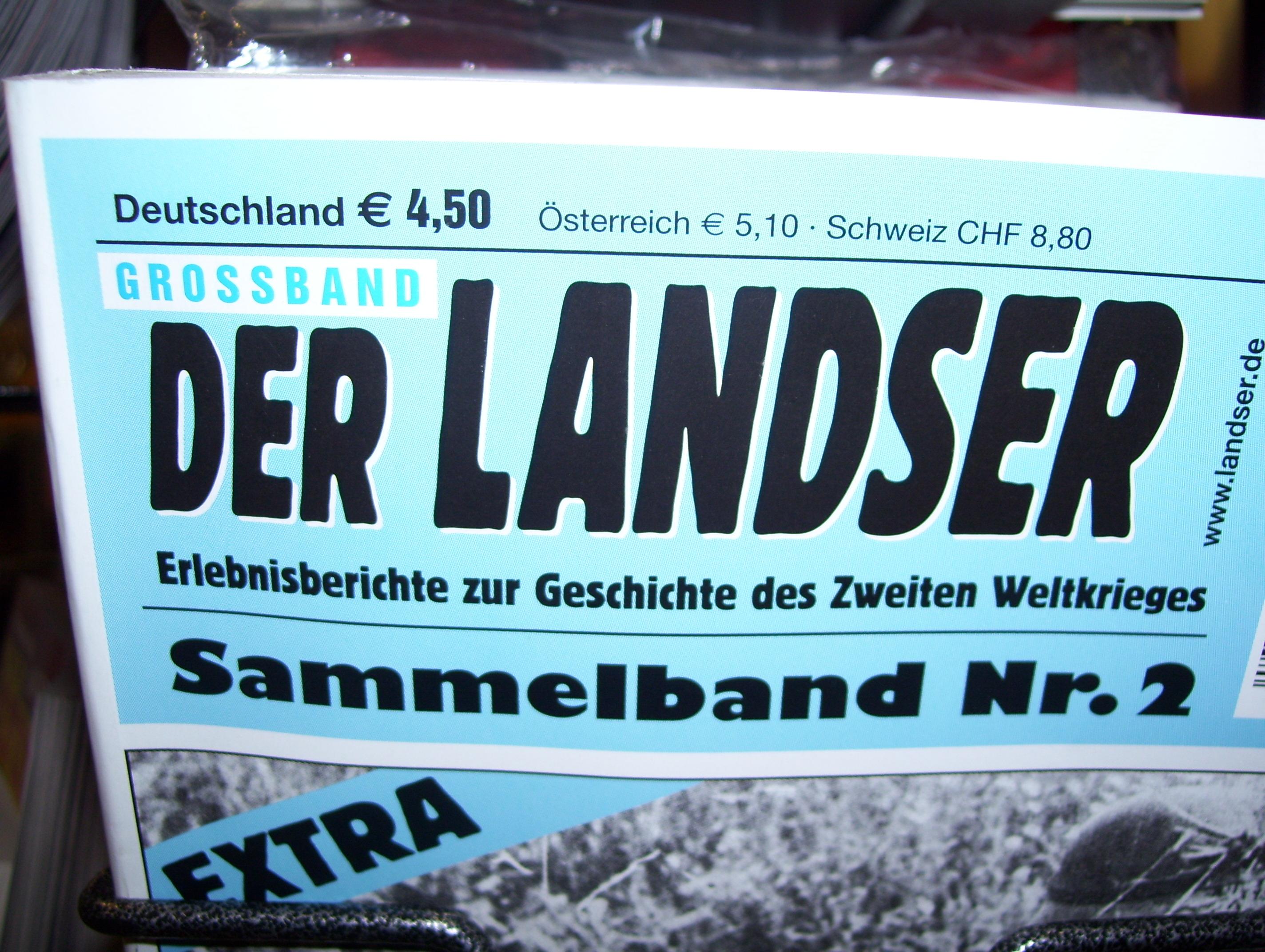 Lanser-Heft