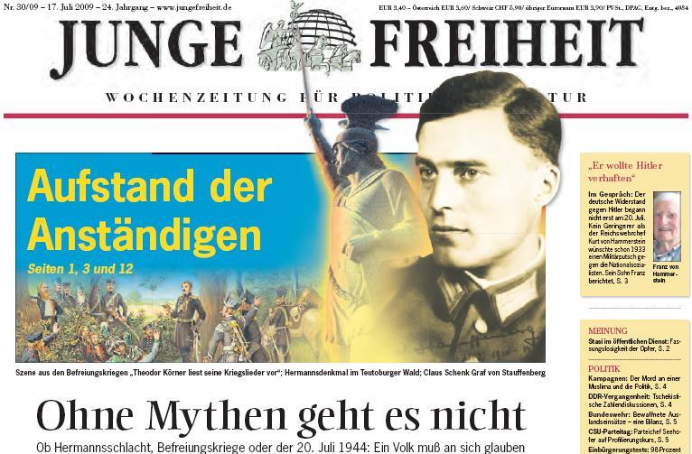 JF-Titelblatt Stauffenberg
