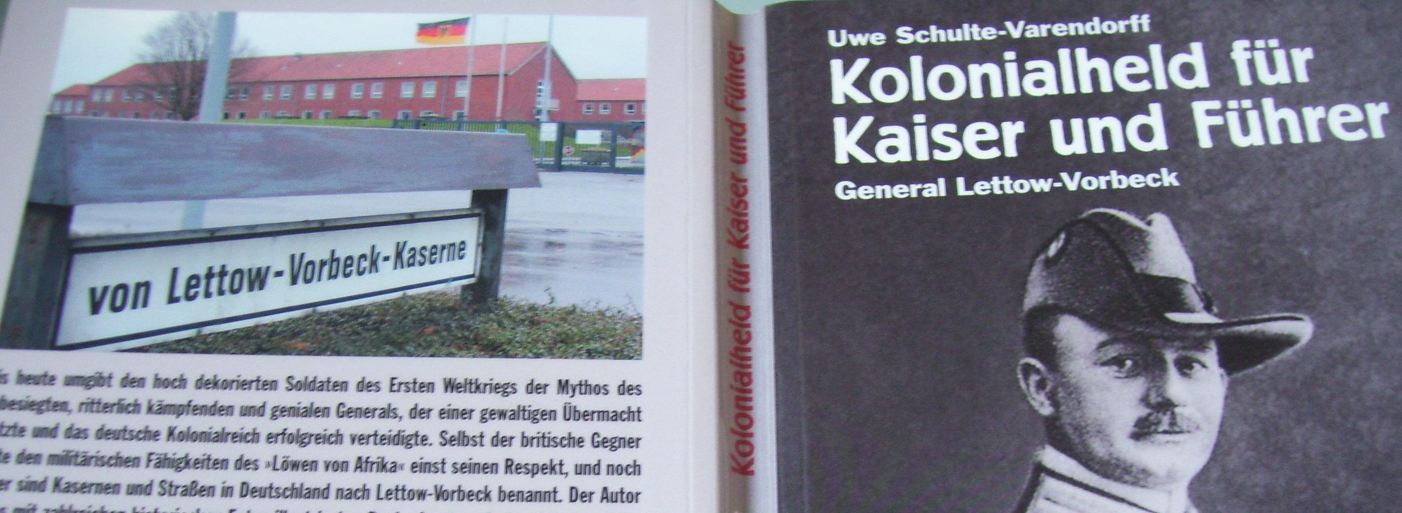 Lettow-Vorbeck-Biografie