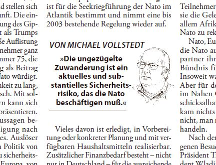 Michael Vollstedt JF-Autor