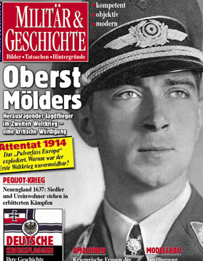Moelders-Titelblatt