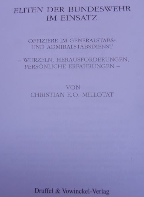 Buch Millotat
