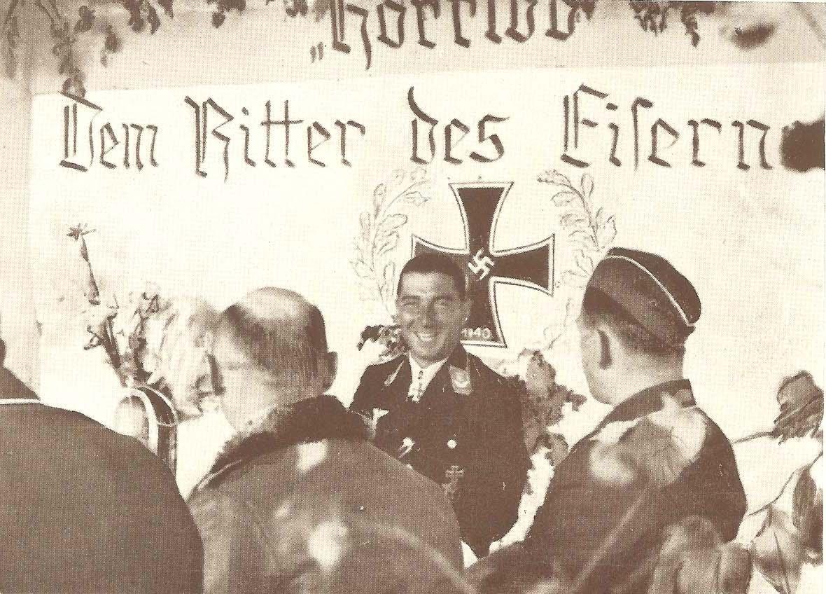 Mölders Ritterkreuzfeier