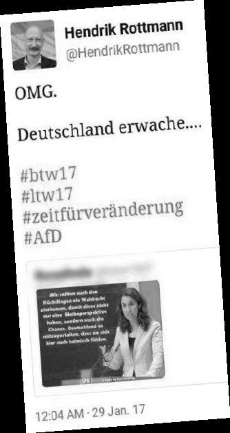 Rottmann: Deutschland erwache!