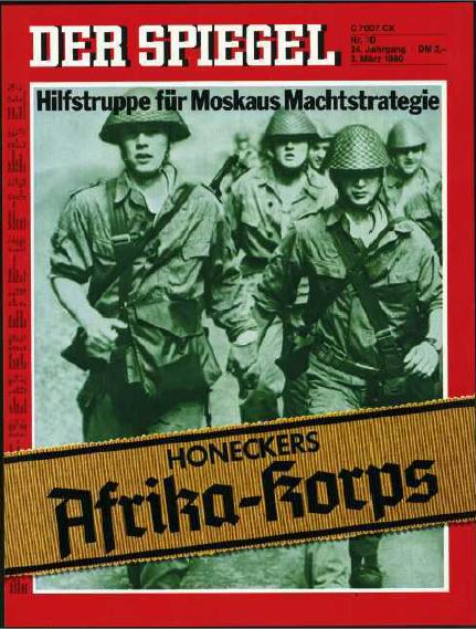 Honeckers Afrikakorps