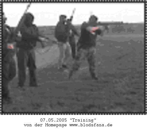 Wehrsportübung Nazis